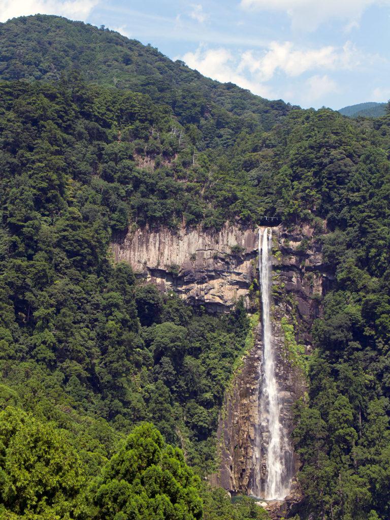 日本最大の滝、神話の舞台:那智の大滝 - -那智勝浦町:那智の滝- -