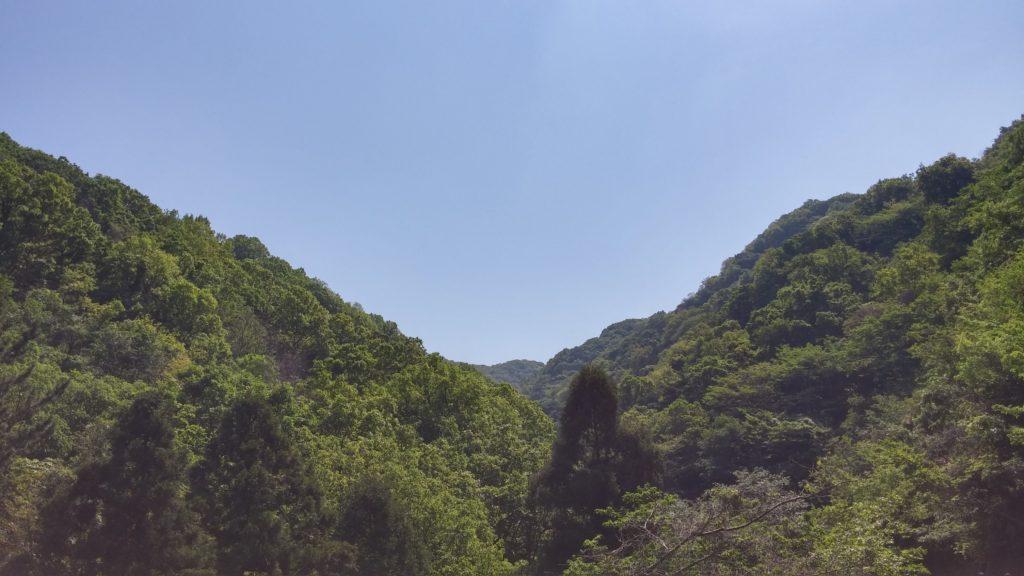 奈良時代より使われてきた峠道:暗峠 - -奈良県、大阪府の観光、撮影スポット- -