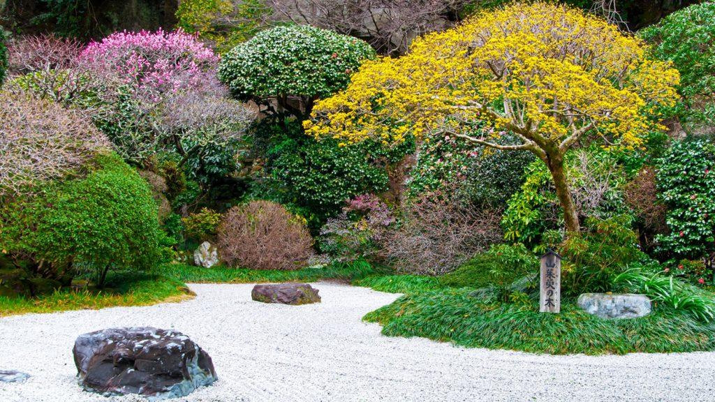竹の庭だけではなく美しい枯山水の庭園も愉しめる報国寺 - -神奈川県鎌倉市にある観光、撮影スポット- -