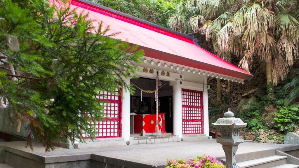 南国風情のある本土最南端の神社:御崎神社 - - 鹿児島県南大隅町の観光、撮影スポット- -