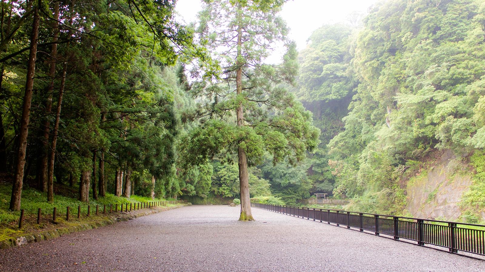 日本書紀の神話に登場する日本の父の眠る吾平山上陵 - - 鹿児島県鹿屋市の観光、撮影スポット- -