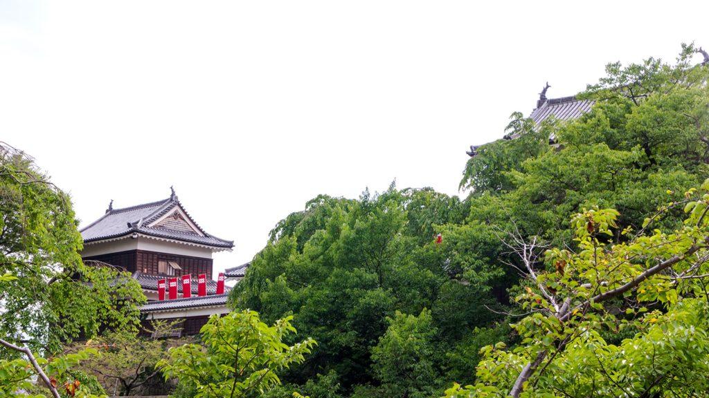 こうしてみると現代的なものが目に入らずタイムスリップしたような気さえする  - - 長野県の観光、撮影スポット- -