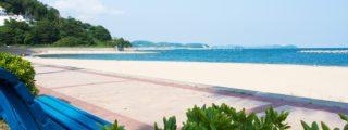 愛知のハワイ?吉良ワイキキビーチ(愛知県西尾市の観光、撮影スポット)