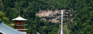那智勝浦 の観光、撮影スポット(那智の大滝、熊野那智大社、青岸渡寺)