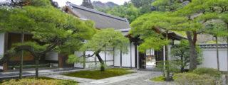京都左京区哲学の道周辺の観光、撮影スポット(銀閣寺、南禅寺、哲学の道)