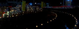 冬のイベント雪み街道(愛知県豊田市稲武の観光、撮影情報)