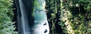 天孫降臨伝説の地:高千穂(宮崎県の観光、撮影スポット)