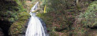 安倍晴明が修行した阿寺の七滝(愛知県新城市の観光、撮影スポット)