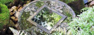 「吾唯知足」のつくばい:龍安寺(京都の観光、撮影スポット)